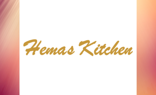 Hema's Kitchen logo