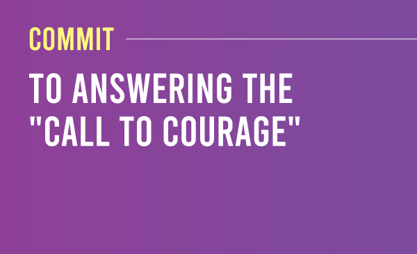 Commit to answering the