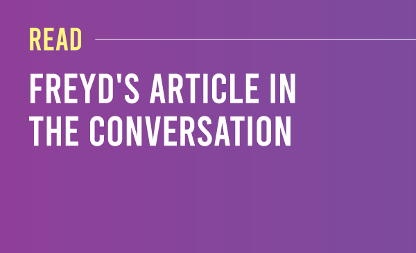 Freyd's article in The Conversation