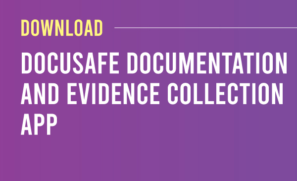 Download DocuSafe Documentation and Evidence Collection App