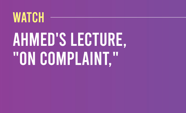 watch to understand what it means--and costs--to make a complaint of gender-based violence on campus.